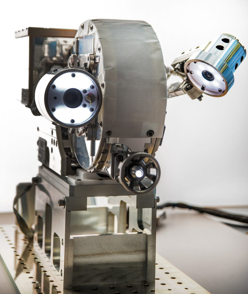 This Adorable Robot Will Help the ISS With Robotic Refuelling