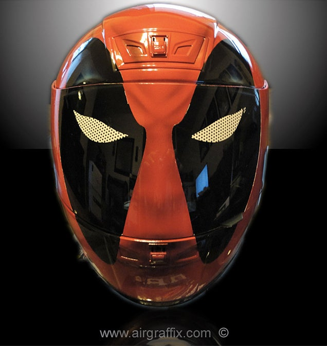 Superhero Helmets Unfortunately Won't Make You Invincible On the Road