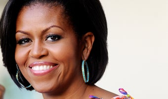 Michelle Obama's Image Turnaround Paves Way For Policy