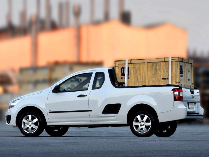 Chief Engineer Jeff Luke Talks Sub-Colorado Sized Truck