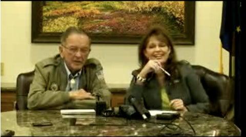 Palin, Johnston Demand Do-Overs
