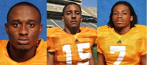 Tennessee Football Players Commit Armed Robbery While Wearing Tennessee Clothing