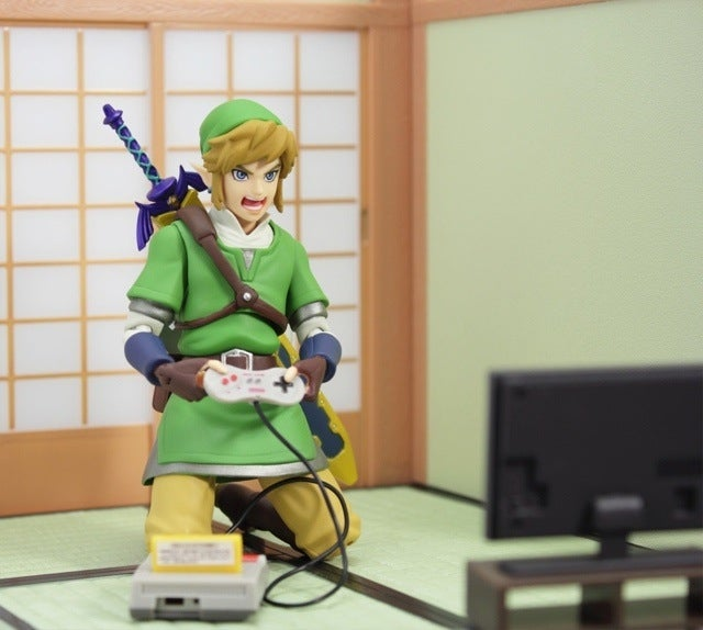 Link Is So Pissed, So Effing Pissed