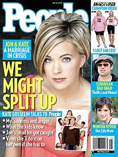 Jon And Kate Plus 8's Marriage May Be Over, Says Kate