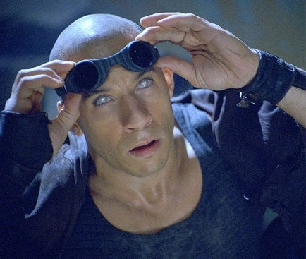 Riddick Coming Back To The Big Screen