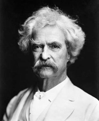 Was Mark Twain the 'World's First Blogger'?