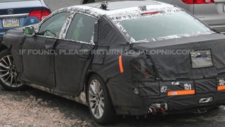 """Cadillac Names Its Flagship """"CT6,"""" Will Name All Future Cars CT#"""