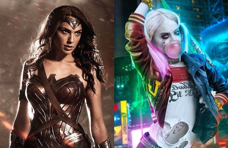 All of a Sudden, I'm Way More Excited For DC's Upcoming Movies Than Marvel's