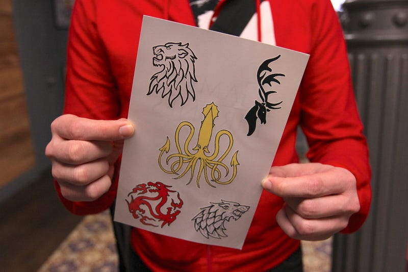 HBO pays for Game Of Thrones fans to get tattooed by the House of Lannister
