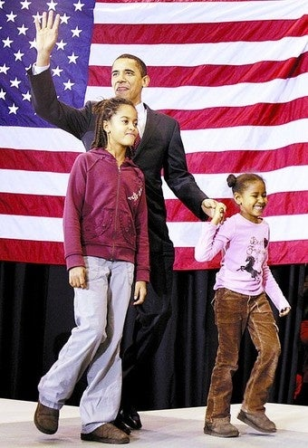 Obama Family Brings Gaming One Generation Closer to the Presidency