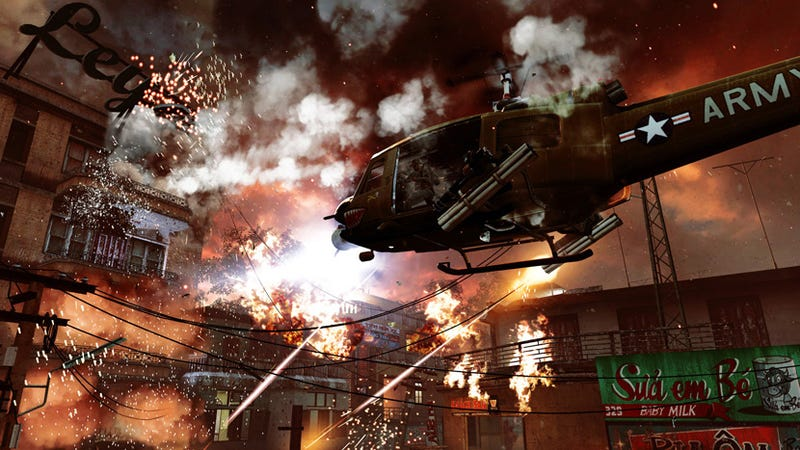 Call of Duty Black Ops Spoiler: Stuff Blows Up Impressively