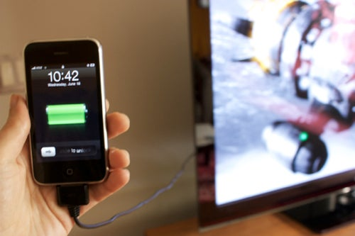 Use the USB Port on Your HDTV or Game Console to Charge Your Phone