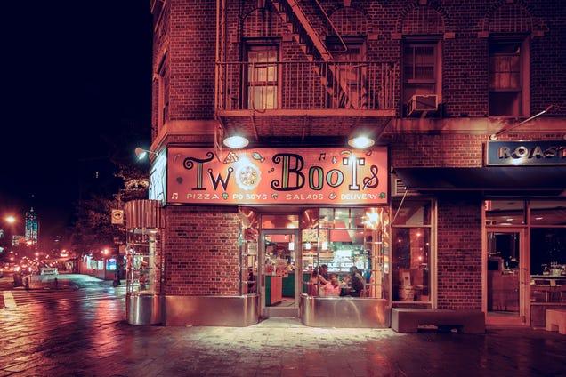 Extraordinary photos capture the true spirit of New York City at night