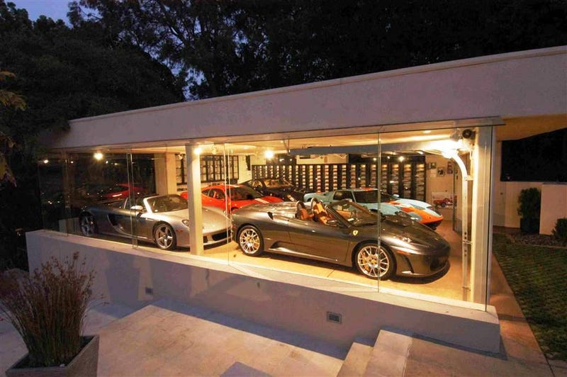 How Often Does Your Fantasy Garage Change?