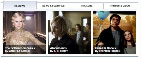 'New York Times' Web Crew Trashes IMDB