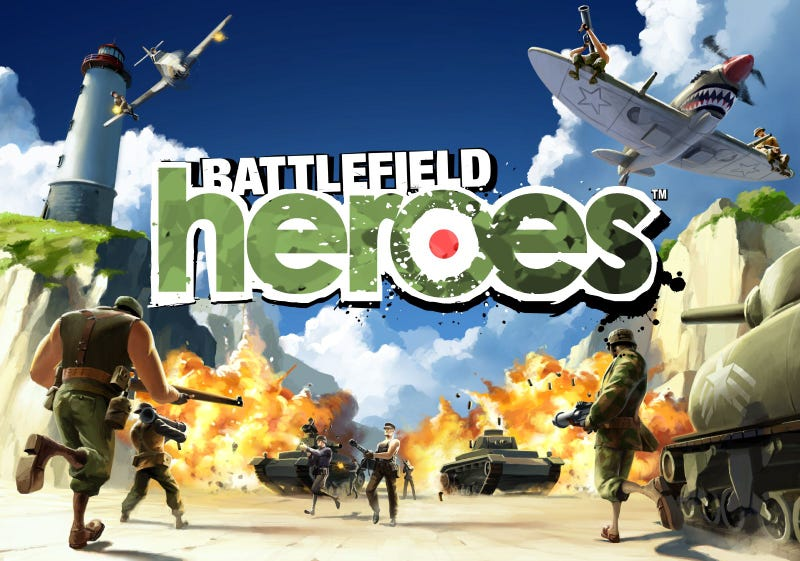 Battlefield Heroes: Hands-On Impressions