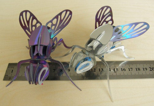 CDs Team With Insect World to Battle MP3 Threat