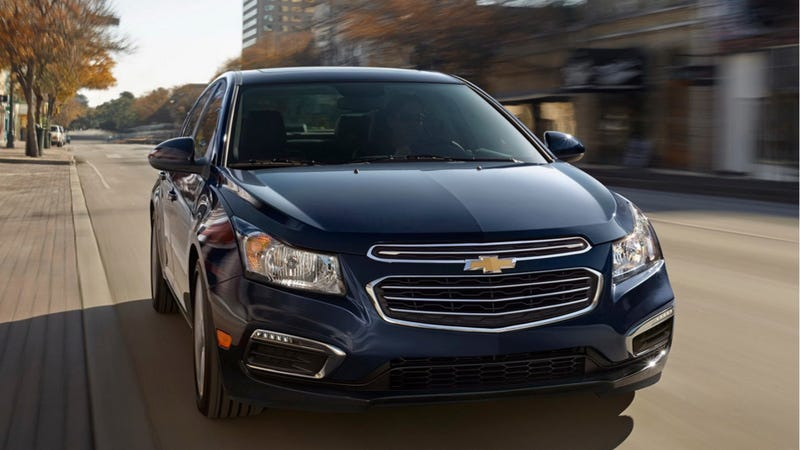 2015 Chevrolet Cruze: This Is Actually It