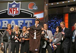 Just 363 Days Until The Next NFL Draft!