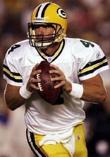 Favre Might Retire Today, Maybe, Probably Not