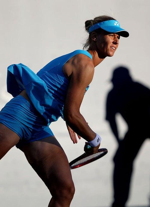 Elena Dementieva's Fantastic Tennis Thighlights