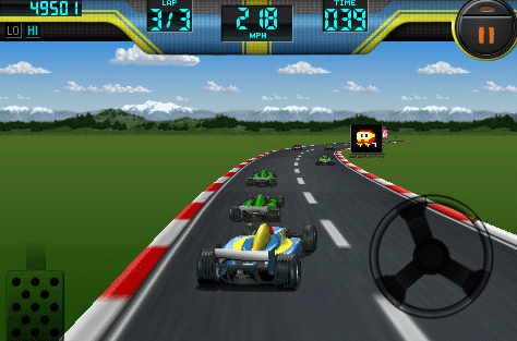 Namco Brings Back Pole Position On iPhone