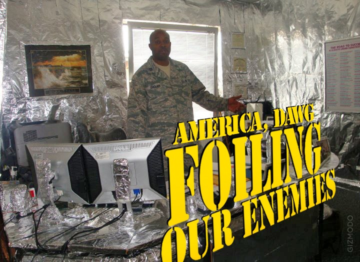 America, Foiling Our Enemies