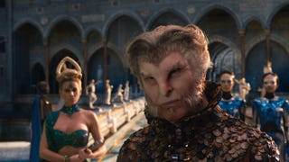 Insanely Beautiful Photos From <i>Jupiter Ascending </i>Took Us By Surprise