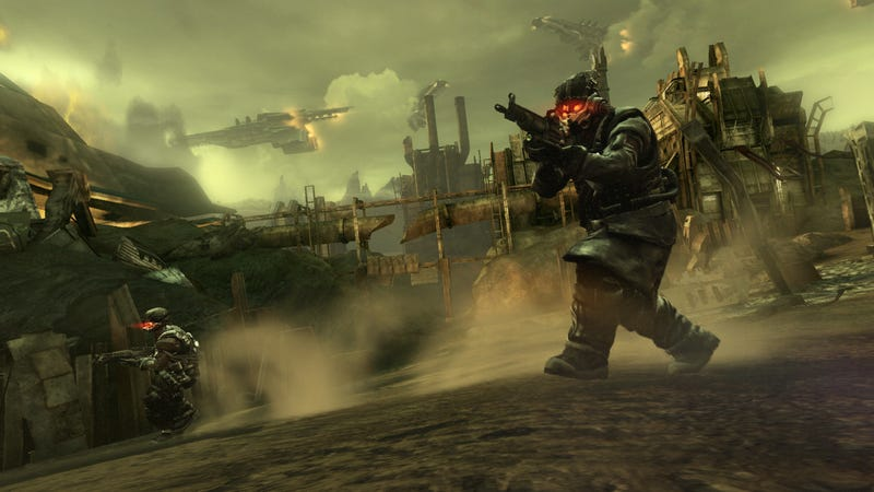 Killzone 2 Flash And Thunder DLC Is A Blast From The Past