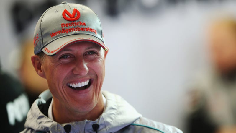 Doctors Start Waking Michael Schumacher From Medically Induced Coma