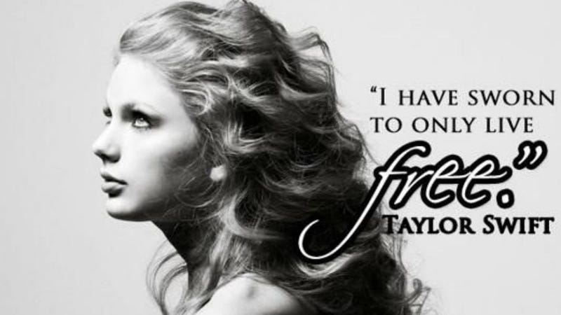 Taylor Swift And Adolf Hitler Quote Mashup Enrages Internet