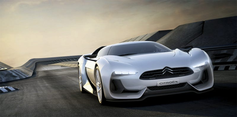 Citroën May Build GTbyCITROËN Concept