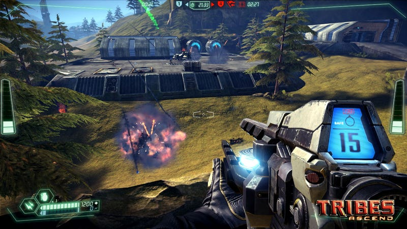 There's One Sure Way to Get Into the Tribes: Ascend Closed Beta