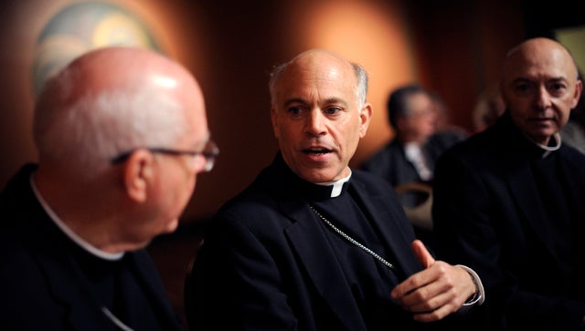 Archbishop-Elect of San Francisco and Noted Anti-Gay Crusader Salvatore Cordileone Charged with DUI