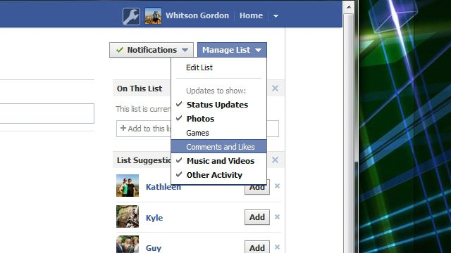 How to Filter Unnecessary Likes and Comments from Your Facebook News Feed