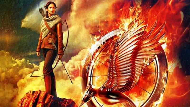Katniss Is the First Woman in 40 Years to Win the Annual Box Office