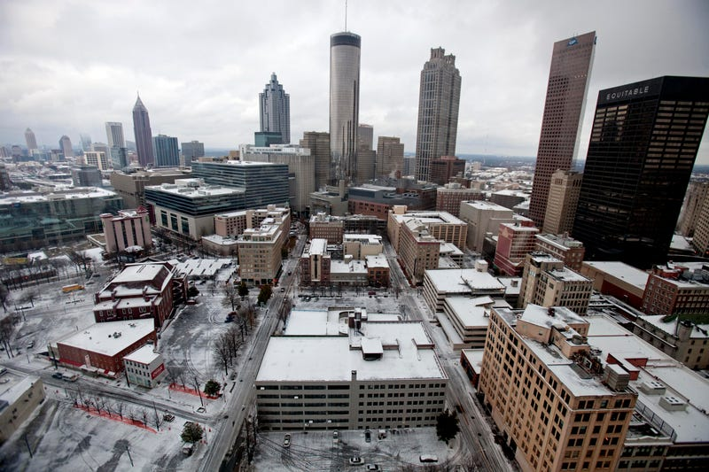 Scant Snowfall Brings Southern United States to the Brink of Chaos