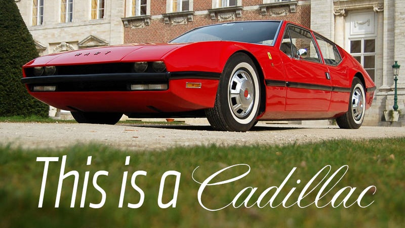 GM's Forgotten Mid-Engined Zagato Cadillac Is Amazing