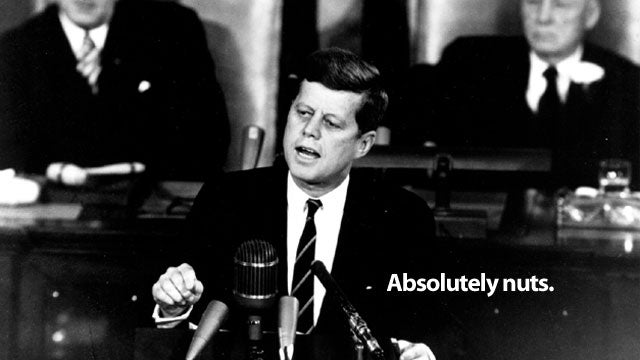 Why Kennedy's Moon Speech Was Crazy—and How the US Could Have Landed on the Moon With the Soviets