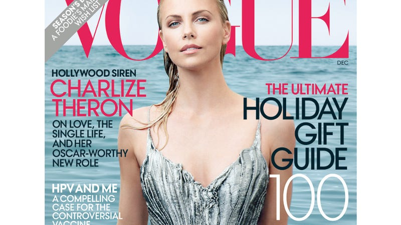 There Is Only One Way To Write A Charlize Theron Profile