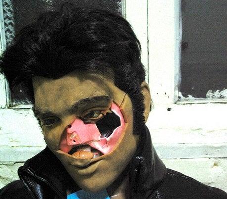 Tragedy of the Robo-Karaoke Elvis Zombie