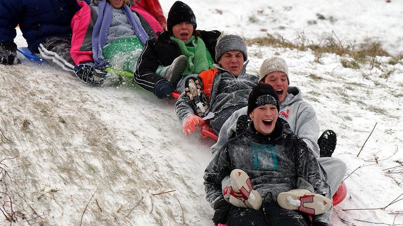 Internet Threatens to Forever Ruin the Lazy Joy of Snow Days