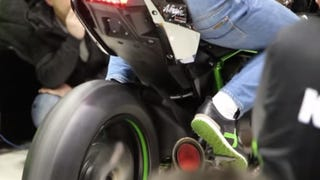 The Truly Nuts Kawasaki Ninja H2R Can Be Used To Start An Inferno