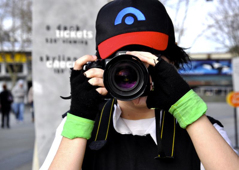 You Gotta Catch All These Pokémon Trainers! (No, Really, You Do)