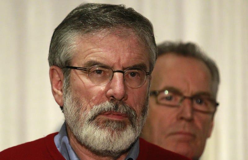 Sinn Fein Leader Gerry Adams Arrested for Murder of Jean McConville