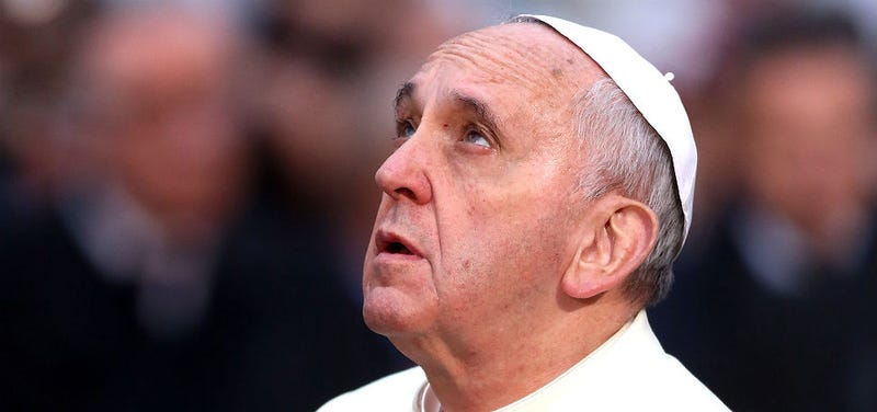 Pope Francis Might've Said That '2 Percent' of Priests Are Pedophiles