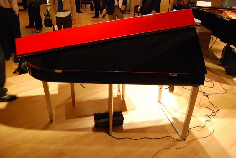 Yamaha's Latest Electronic Pianos Fix What's Baroque (Gallery)