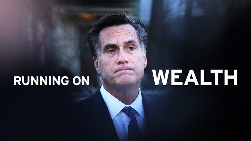 Why Mitt's Money Matters