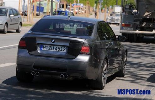 2009/2010 BMW M3 Sedan