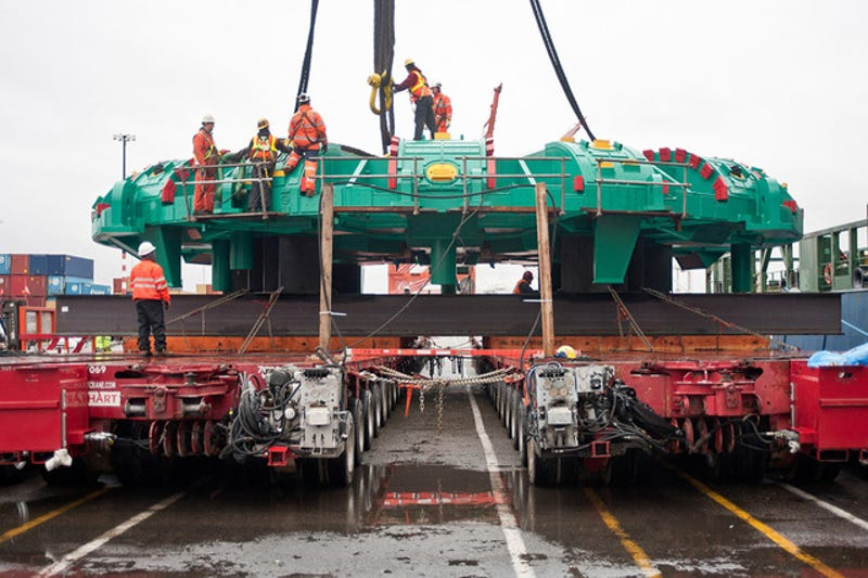 Bon Voyage, Big Bertha! Seattle Digs a Cave For the Future